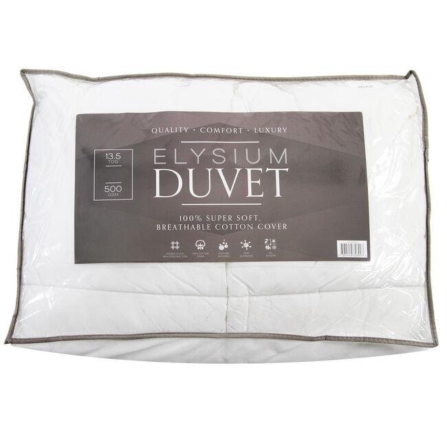 Elysium Microfibre Duvet Double