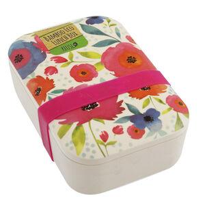 Posy Bamboo Lunch Box