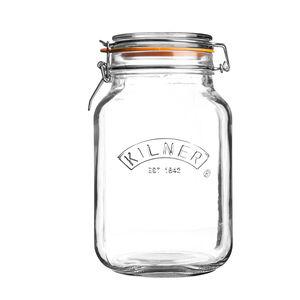 Kilner Clip Top Jar 2L