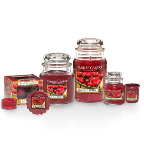 Yankee Candle Black Cherry Votive