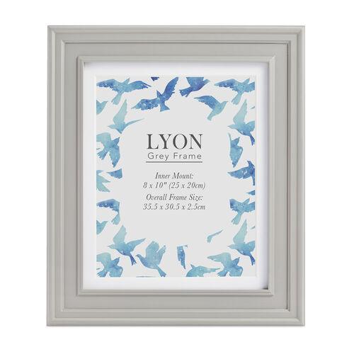 8x10 LYON GREY Frame