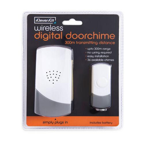 Wireless Digital Doorchime 300m Distance