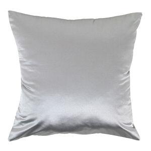 Braided Faux Silk Duck Egg Cushion