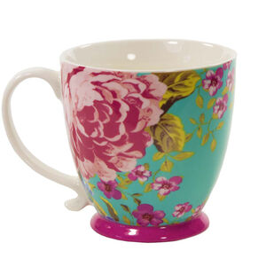 Kensington Claremont Bright Footed Mug
