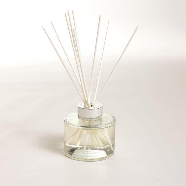 White Jasmine & Sandalwood 200ml Reed Diffuser