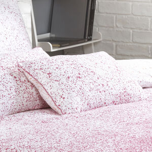 Ombre Splash Pink Cushion 30x50cm