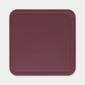 Brabantia Medium Chopping Board - Aubergine