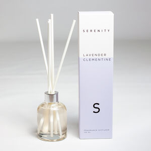 Serenity Lavender Clementine Reed Diffuser