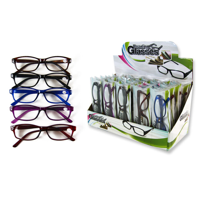 Assorted Reading Glasses