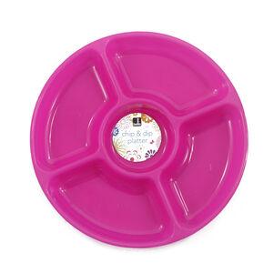 Bello 5 Section Platter