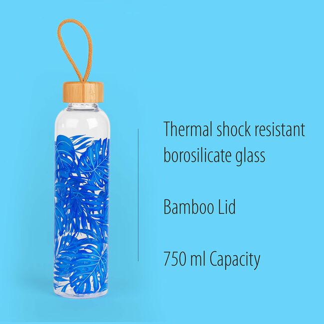 Cambridge Rainforest Glass Bottle - 750ml
