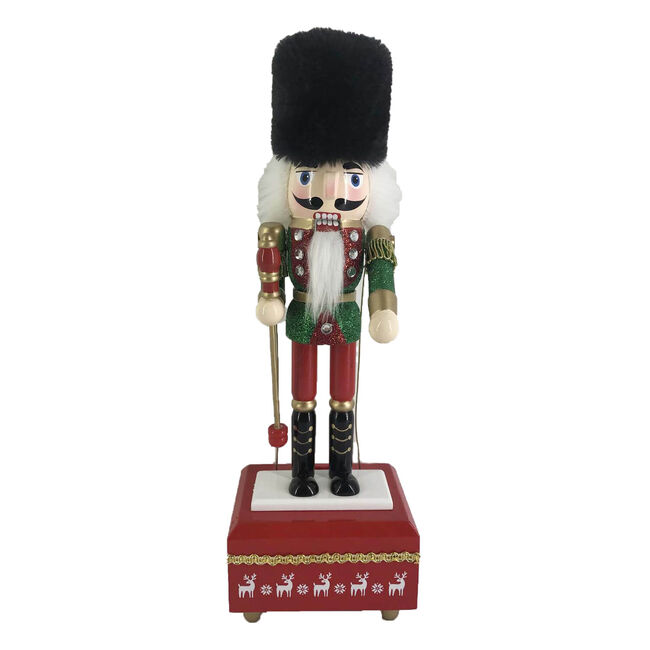 Musical Nutcracker 30cm