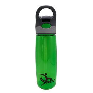 BodyGo Green Tritan Water Bottle 680ml