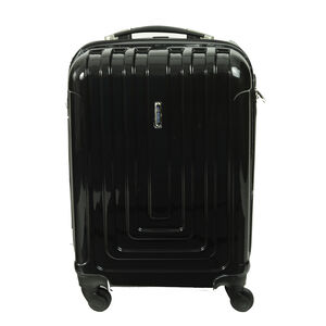 Large Black Hardshell Suitcase