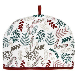 Winter Foliage Tea Cosy