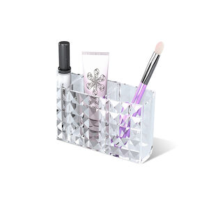 Cosmetic Diamond Brush Organiser