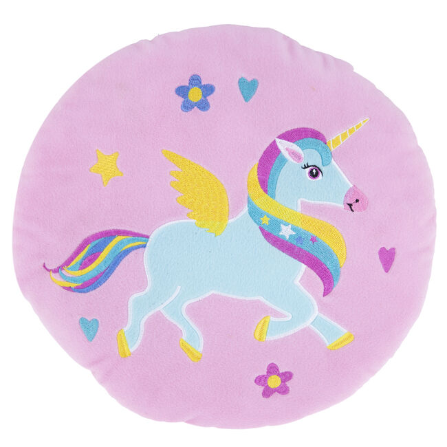 Fairy Unicorn Cushion 40cm
