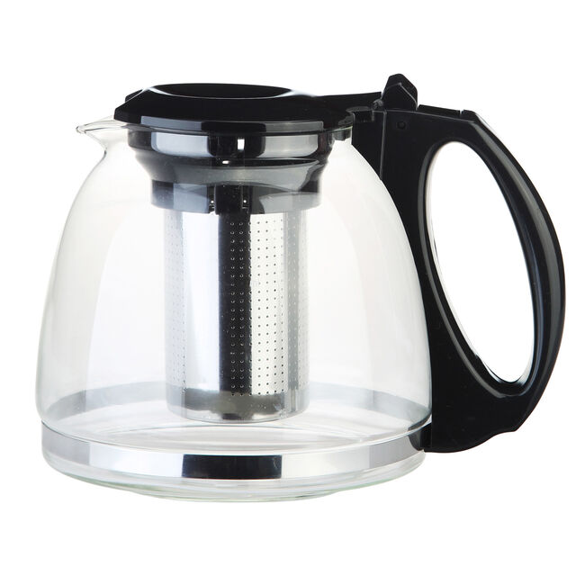 Glona Glass Teapot with Infuser 1.1L