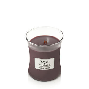 Woodwick Spiced Blackberry Medium Jar
