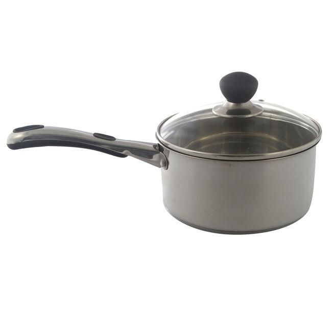 Easygrip Saucepan with Lid 20cm