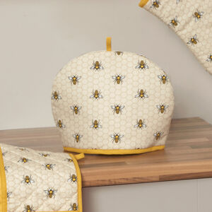 Honey Bees Tea Cosy