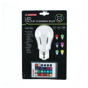 Gadgetpro Colour Changing Bulb