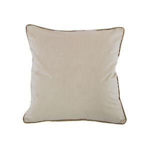 Naomi Cushion 45x45cm - Ivory