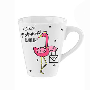 Flamingo Asst Design Mug
