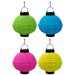 Solar Chinese Lantern Light