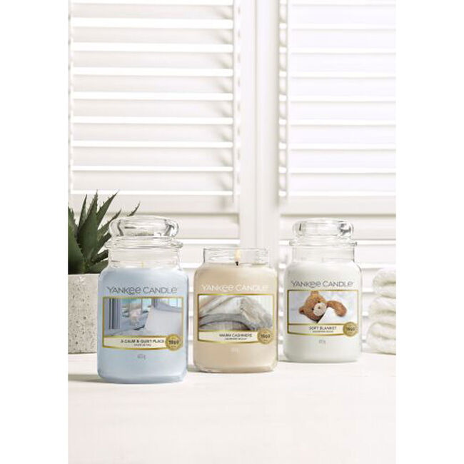 Yankee Candle A Calm and Quiet Place Large Jar