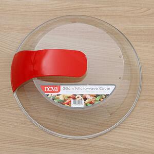 Nova Microwave Plate Cover 26cm