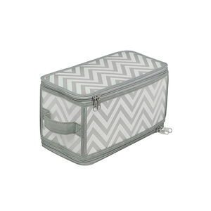 Clever Chevron Clothes Shoe storage