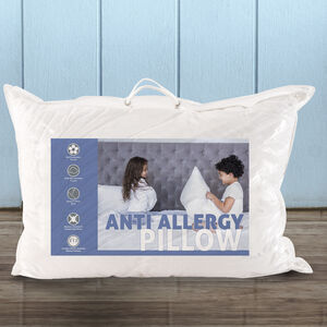 Anti Allergy Polycotton Pillow