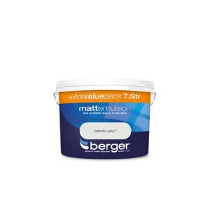 Berger Delicate Grey 7.5L