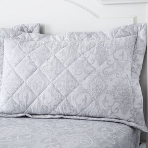 Tess Grey Pillowshams 50x57cm