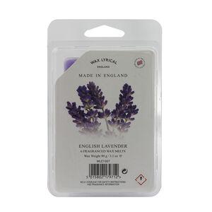 English Lavender Box of 6 Melts