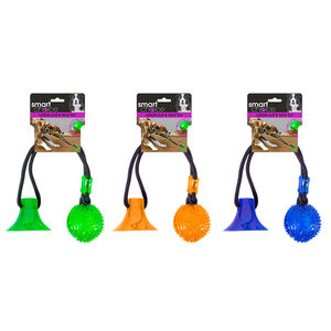 TPR Suction Cup Dog Treat Rope