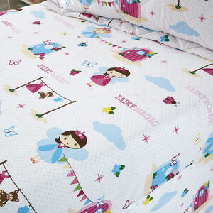 Fairy Forest Fitted Sheet