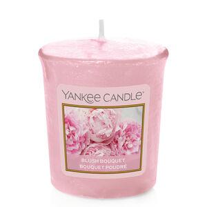 Yankee Blush Bouquet Votive