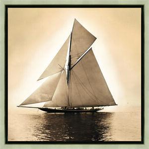 Valkyrie Yacht 37cm x 37cm