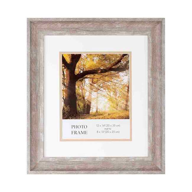 Dawn Photo Frame with Mount 8x10""