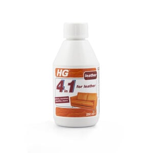 HG 4 in 1 Leather Cleaner 250ml