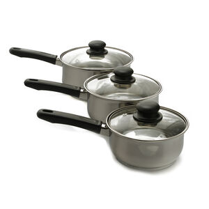 Dynamic Essential 3 Piece Cookware Set