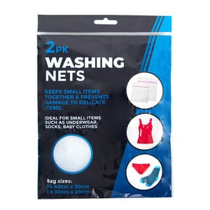 Washing Bag - 2 Pack