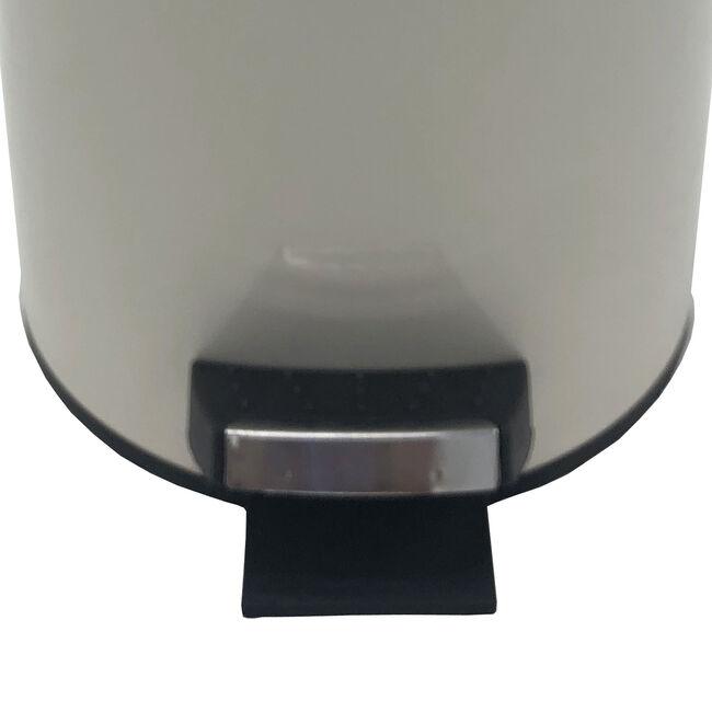 Maya Pedal Bin 3L - Soft Cream