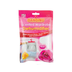 Scented Hanging Wardrobe Dehumidifier