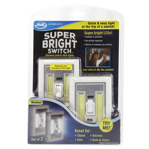 JML Super Bright Switch