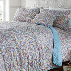 Blathanna Duck Egg Bedspread