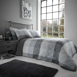 Brushed Cotton Simon Bedspread 200 x 220cm