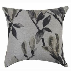 Modern Flower Natural 58cm x 58cm Cushion
